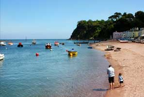 Dawlish, Teignmouth & Shaldon Beaches