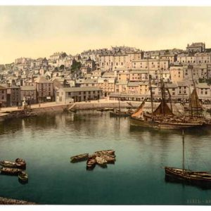 History Of Brixham